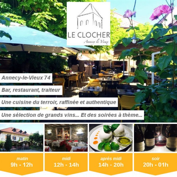 Vignette - Le Clocher Restaurant