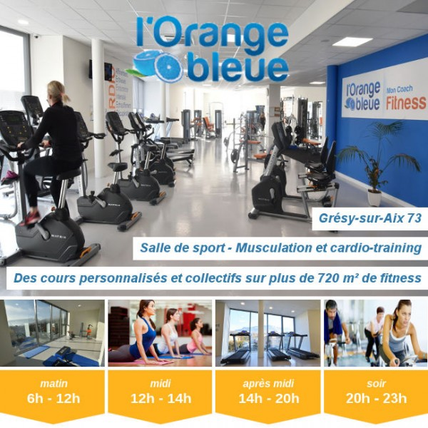 Vignette - L'Orange Bleue